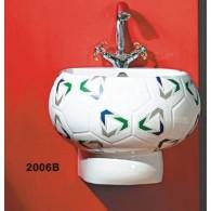 Раковина подвесная Football 2006B Laguraty
