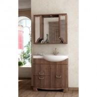 Комплект мебели Aqualife Design Пиллау 82 с 2/ящиками с умывальником Коралл 82