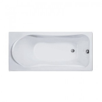 Ванна акриловая Eurolux Карфаген 170х75 см