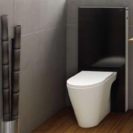 Инсталляция Monolith Premium для напольного унитаза (черный) 131.004.SJ.1