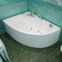Акриловая ванна Кайли 1500x1000 Triton (правая)