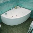 Акриловая ванна Кайли 1500x1000 Triton (левая)