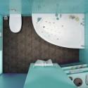 Акриловая ванна Изабель 1700x1000 Triton (левая)