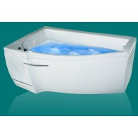 Акриловая ванна Bell Aqua Bellrado-эконом Мэги 140х85