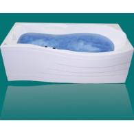 Акриловая ванна Bell Aqua Bellrado-эконом Милен170х88.5