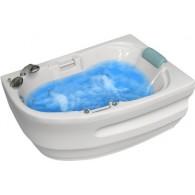 Акриловая ванна Bell Aqua Bellrado-эконом Дени 150х100