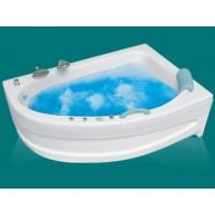 Акриловая ванна Bell Aqua Bellrado-эконом Орландо 150х100