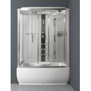 Душевая кабина 150x85 с гидромассажем Oporto Shower 8185