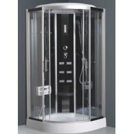 Душевая кабина 100х100 с гидромассажем Oporto Shower 8173