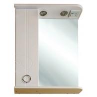Зеркало-шкаф SMARTsant Тефия 65 см L ,R