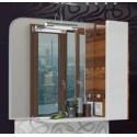Зеркальный шкаф INNATO / Иннато 80 (орех антикварный)