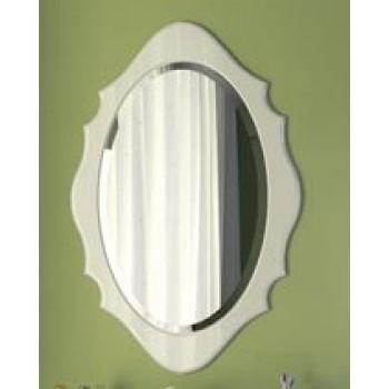 Зеркало EDELFORM MERO / Меро 80 (белый глянец)