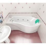 Акриловая ванна Мишель 1700x960 Triton  (левая)