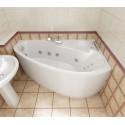 Акриловая ванна Пеарл-Шелл 1600x1040 Triton  (левая)
