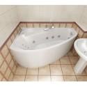 Акриловая ванна Пеарл-Шелл 1600x1040 Triton (правая)