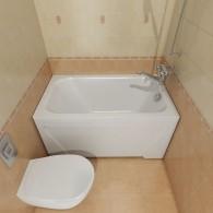 Акриловая ванна Лиза 1200x700 Triton