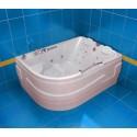 Акриловая ванна Респект 180x130 Triton (левая)