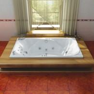 Акриловая ванна Атлант 205x120 Triton