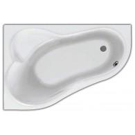 Акриловая ванна Santek Ибица 160х100 XL (L)