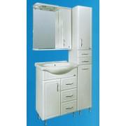 """Мебель для ванной комнаты Сатэм """"БЕЛЫЙ"""""""