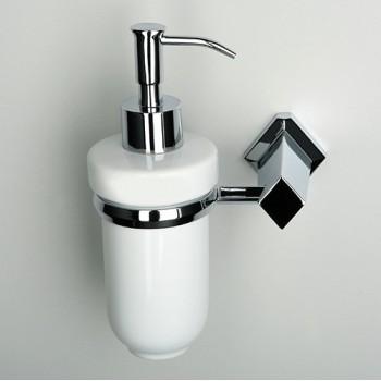 Дозатор для жидкого мыла 160 мл WasserKRAFT Aller К-1100 арт.K-1199С