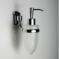 Дозатор для жидкого мыла стеклянный WasserKRAFT Oder К-3000 арт.K-3099