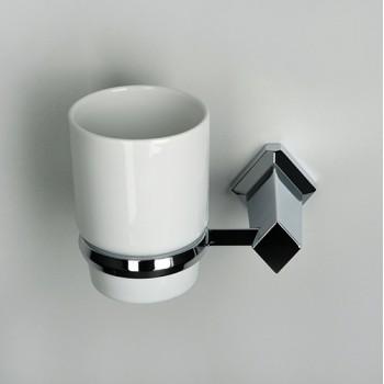 Подстаканник керамический WasserKRAFT Aller К-1100 арт.K-1128C