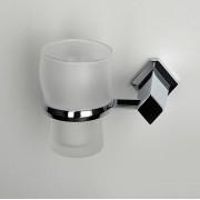 Подстаканник стеклянный WasserKRAFT Aller К-1100 арт.K-1128