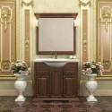 Комплект мебели для ванной комнаты РИСПЕКТО 95 Opadiris (орех антикварный)