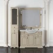 Комплект мебели для ванной комнаты РИСПЕКТО 95 Opadiris (белый или слоновая кость)
