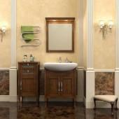 Комплект мебели для ванной комнаты МИРАЖ 65 (массив бука) Opadiris