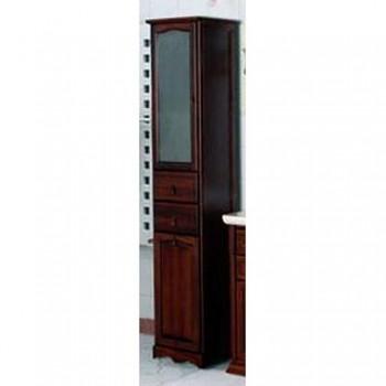 Пенал для ванной комнаты РИСПЕКТО 40 (орех антикварный) Opadiris