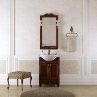 Комплект мебели для ванной комнаты ТИБЕТ 50 Opadiris (орех антикварный)