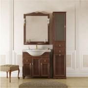 Комплект мебели для ванной комнаты ТИБЕТ 80 Opadiris (орех антикварный)
