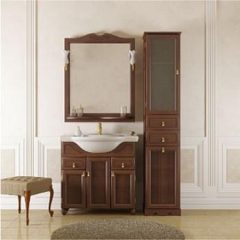 Комплект мебели для ванной комнаты ТИБЕТ 70 Opadiris (орех антикварный)