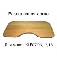 Разделочная доска для кухонной мойки