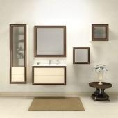Комплект мебели Капри 90 (Массив бука+МДФ)