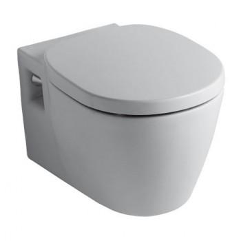 Унитаз Коннект E803501+сиденье-крышка для унитаза Коннект E712701 с микролифтом