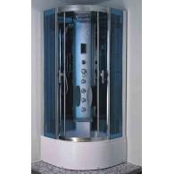Душевая кабина 90x90 с гидромассажем Oporto Shower 8416
