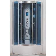 Душевая кабина Oporto Shower 8417 100x100 с гидромассажем