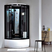 Душевая кабина 90x90 с гидромассажем Oporto Shower 8432(комфорт)