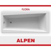 Ванна акриловая Flora 170х75 Alpen