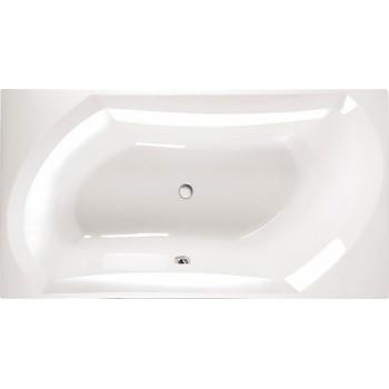 Ванна акриловая Salsa 190x100 Alpen