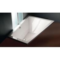 Ванна акриловая Triangl L/R 180x120 Alpen