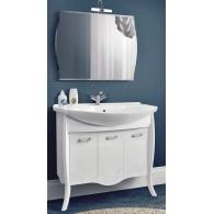 Комплект мебели для ванной комнаты Бриз 95 BELUX