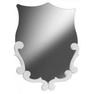 Зеркало Вена В 90 BELUX (белый/матовый)