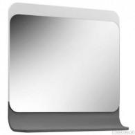Зеркало Итака В 105 (11 - белый/серый перламутр) BELUX