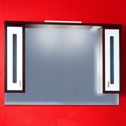 Зеркало-шкаф Бриклаер Бали 120