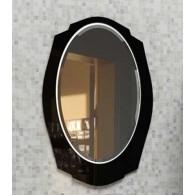 Зеркало EDELFORM TONDO / Тондо 76 (черный, глянец)