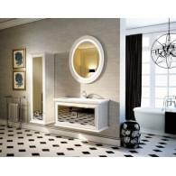 Комплект мебели EDELFORM MILARITA / МИЛАРИТА 90 (белый, глянец)